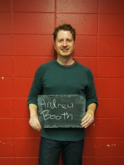 Andrew Booth