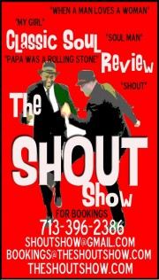 SHOUT INTERNATIONAL SOUL REVIEW ENSEMBLE LLC