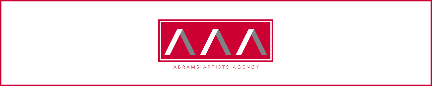 Abrams Artists Agency - NY Banner