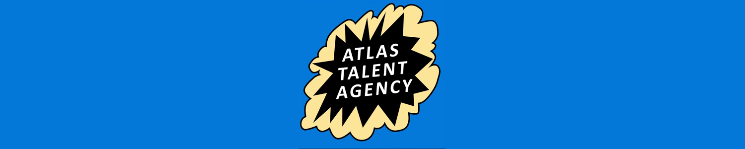 Atlas Talent Agency Banner