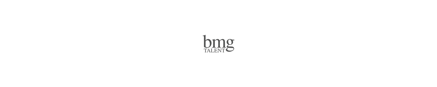 BMG Talent Banner