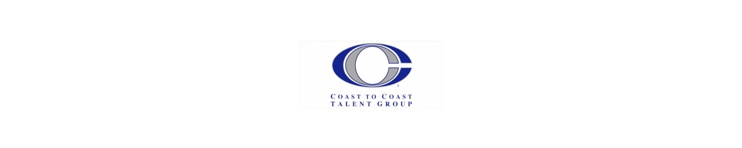 Coast to Coast Talent Group Banner