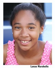 Lanae Marshelle Junior Voice Talent