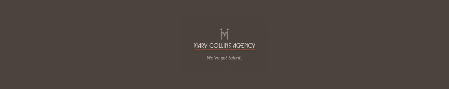 Mary Collins Agency Banner