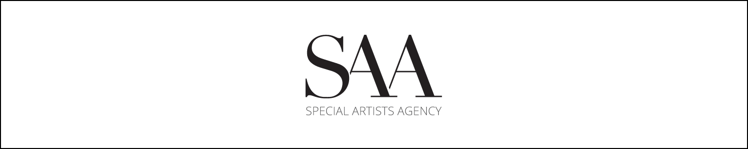 Special Artists Agency - Celebrity Division Banner