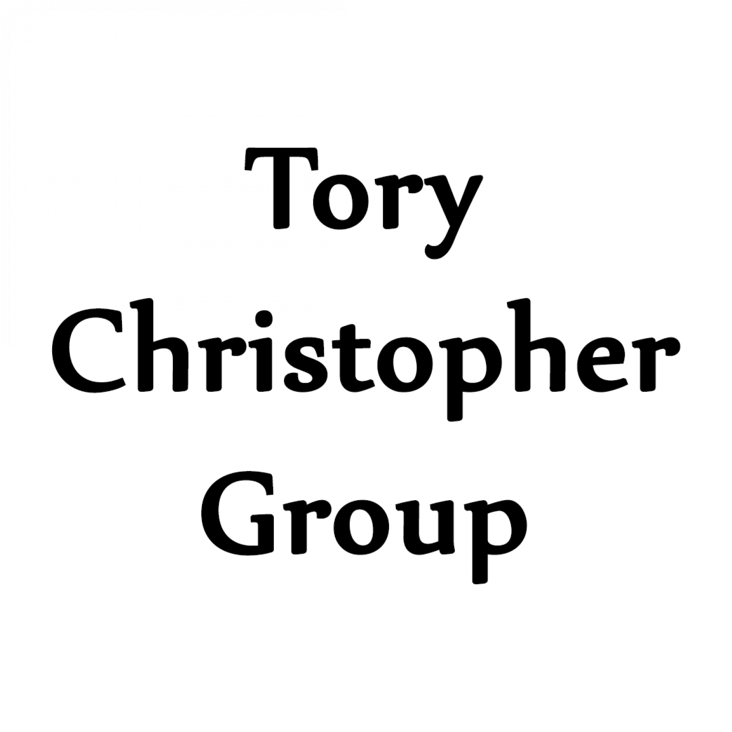 Tory Christopher Group Banner