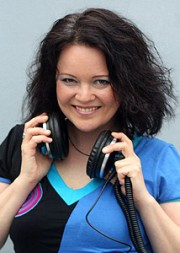 Dagmar Bittner - German native voice artist & actress