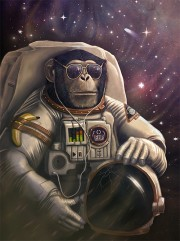 Captain Simian & Da Space Monkez